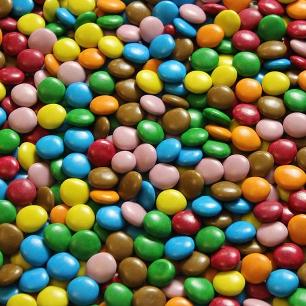 Chocolate Flavour Beans