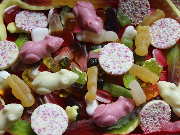 Chocolate & Jelly Sweets Pick 'N' Mix