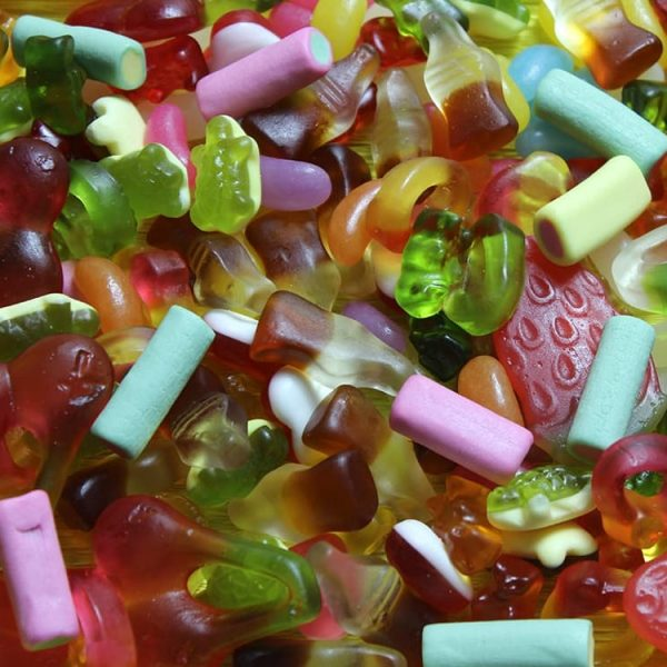 Jelly Sweets Pick 'N' Mix